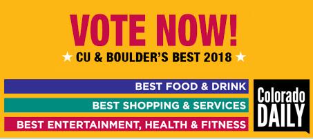 Colorado Daily Readers Choice Awards