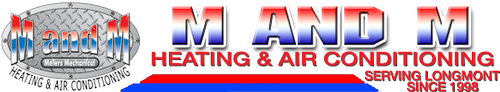 M and M Heating Cooling Plumbing Coupons