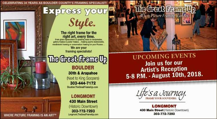 The Great Frame Up - LOCAL COUPONS - Greenlight Savings - Boulder ...