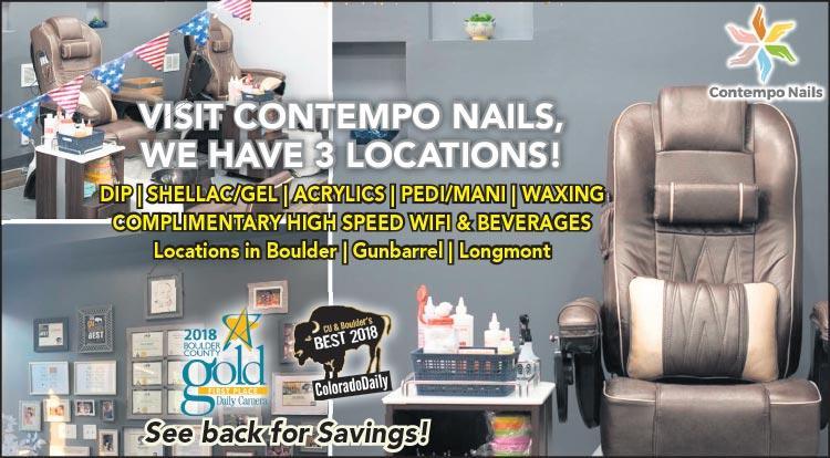 Coupon: Contempo Nails - Boulder -  -
