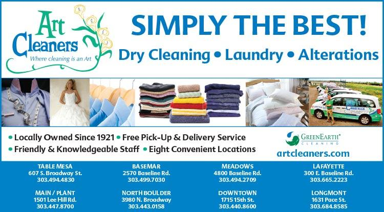 Coupon: Art Cleaners -  - An Environmentally Friendly Cleaner in Boulder, CO