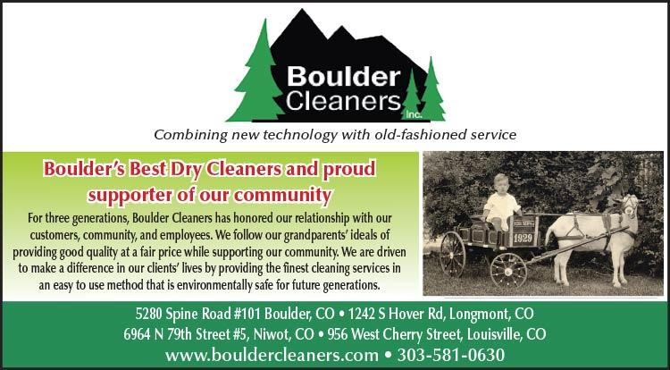 Boulder Cleaners - LOCAL COUPONS - Greenlight Savings