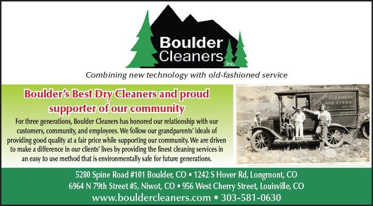 Coupon: Boulder Cleaners -  -
