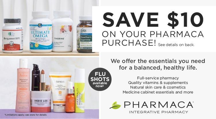 Coupon: Pharmaca Integrative Pharmacy -  - Integrative Pharmacy