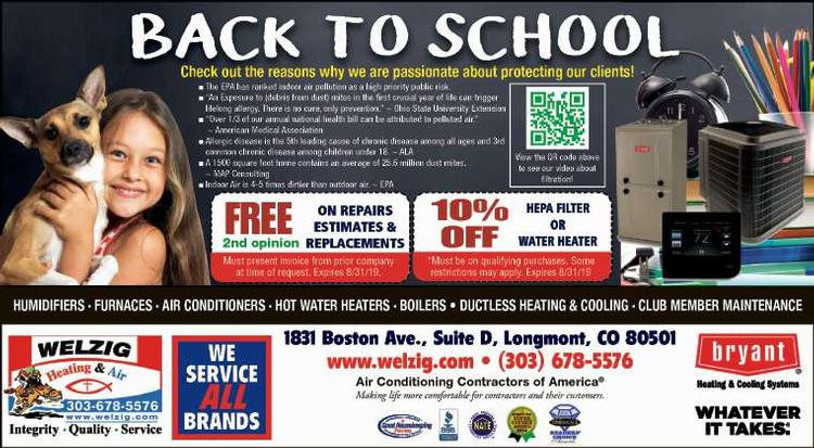 Coupon: Welzig Heating and Air - FREE 2nd Opinion - 24 Hour Emergency Service - Call 303-678-5576