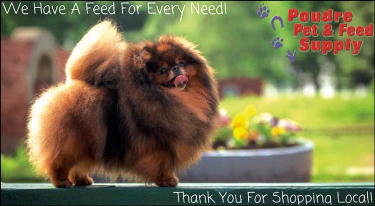 Coupon: Poudre Pet & Feed Supply (RH) - We Have a Feed for Every Need - Where Quality Service is Standard