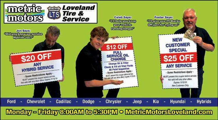 Coupon: Metric Motors - $20 Any Hybrid Service -