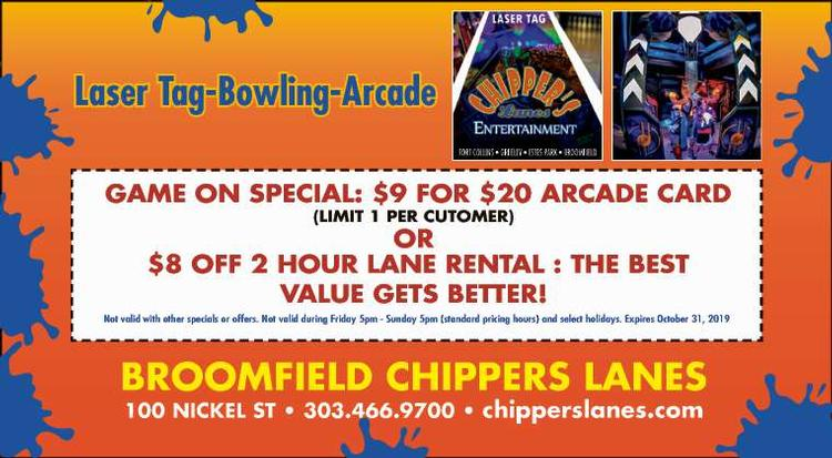 Coupon: Chippers Lanes - $8 Off 2 Hour Lane Rental -