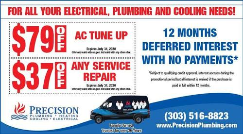 Coupon: Precision Heating - $79 Off AC Tune Up