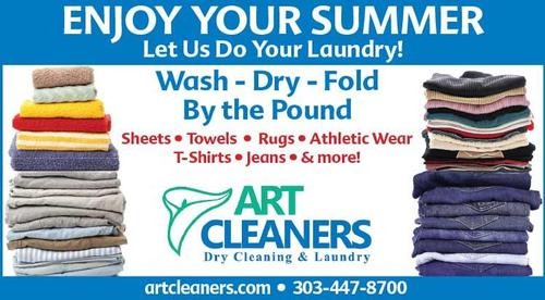 Coupon: Art Cleaners - Let Us Do Your Laundry!