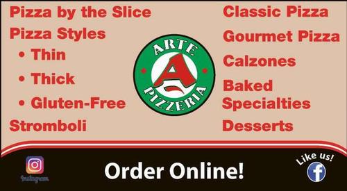 Coupon: Arte Pizzeria - Pizza by the Slice