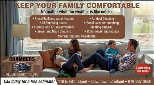 Coupon:  - Keep Your Family Comfortable