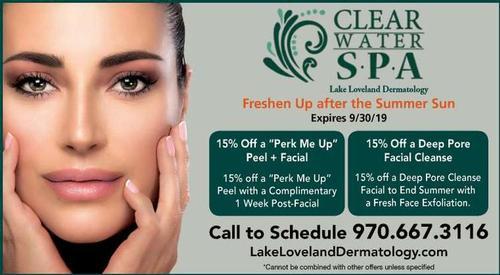 Coupon: Lake Loveland Dermatology - 15% Off a