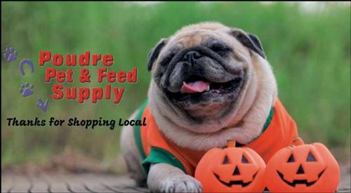 Coupon: Poudre Pet & Feed Supply (RH) - Thanks for Shopping Local!